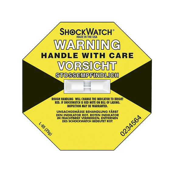 ShockWatch® Label